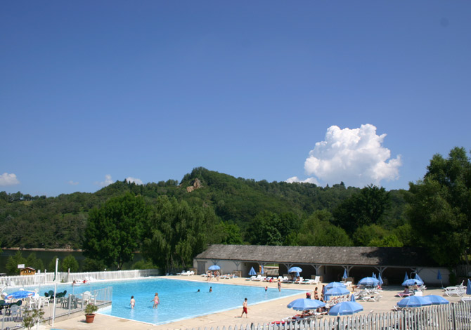 Camping Les Tours. ****